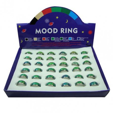 Band Mood Rings