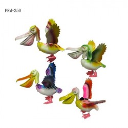 Bobble Pelican Magnet
