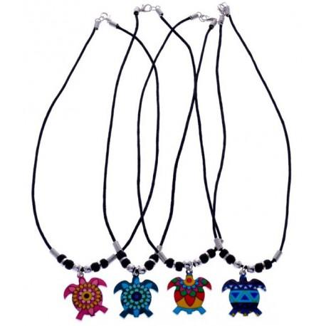 Fashion Turtle Pendant Necklace