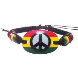 Peace Sign Braclet