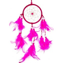 Dream Catcher (Hot Pink)