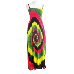 Rasta Long Dress