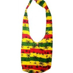Rasta Shoulder Bag - Leaf