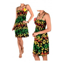 Rasta Women Dress