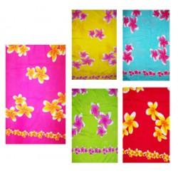 Flower Half Sarong