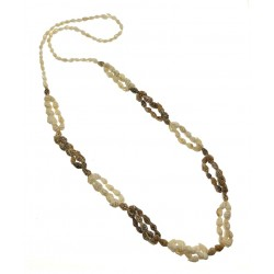 Nasa Shell Lei Necklace