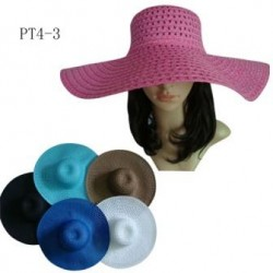 Ladies Floppy Beach Hat