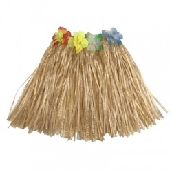 Children's Neutral Hula Skirts