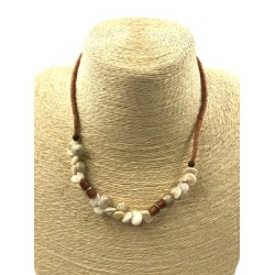 Coconut With Shell Necklace