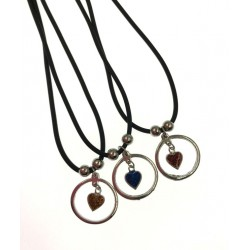 Ring With Heart Necklace
