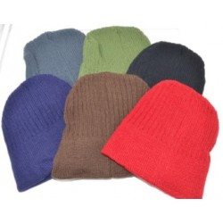 Solid Winter Color Beanies