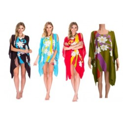 Beach Cover Up Assorted Colors