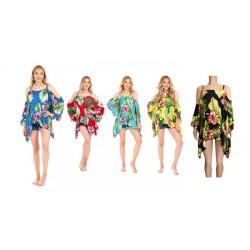 Beach Poncho Dress