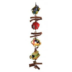 Fish Wind Chime ( M size)