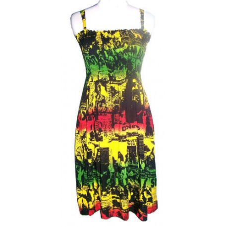 Rasta Dress