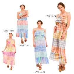 Tye Dye Long Dress