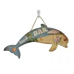 """""""Beach Bar"""" Dolphin Display"""