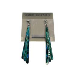 Paua Shell Earrings