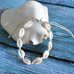 Cowrie Shell Bracelets/Anklets