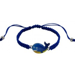Dolphin Pendant Bracelet