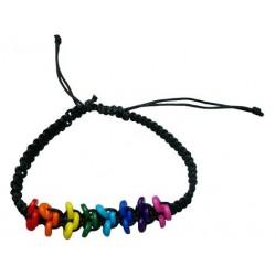 Rainbow Color Bracelet