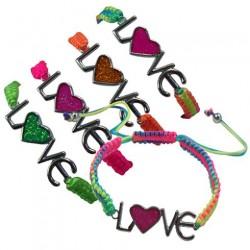 LOVE/Heart Bracelet