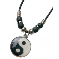 Ying Yang Pendant Necklace
