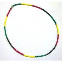 Rasta Shell Necklace