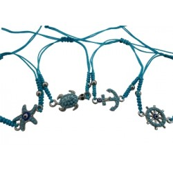 Turquoise With Eye Ball Bracelet